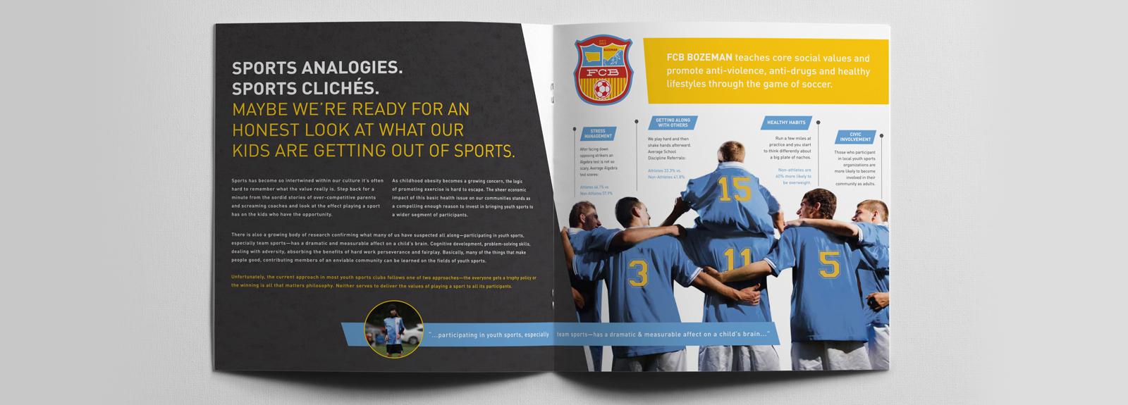 Bozeman Football Club Brochure