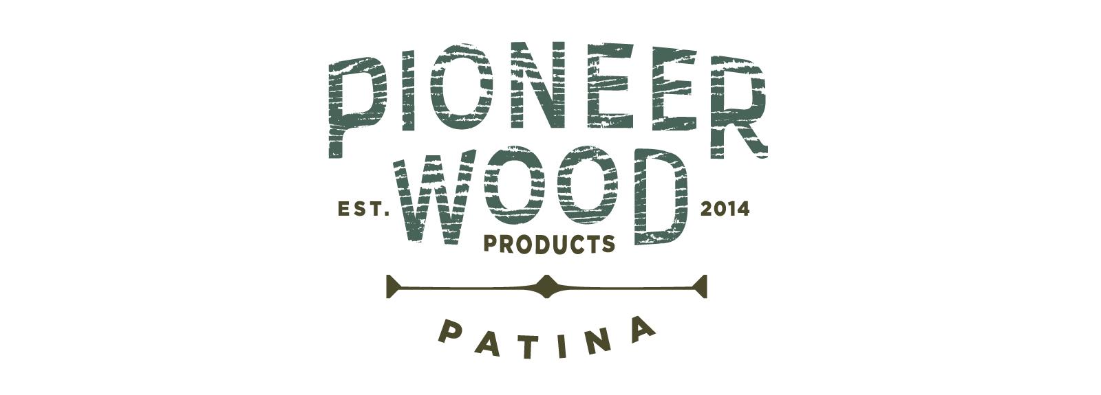 Pioneer Wood Logo