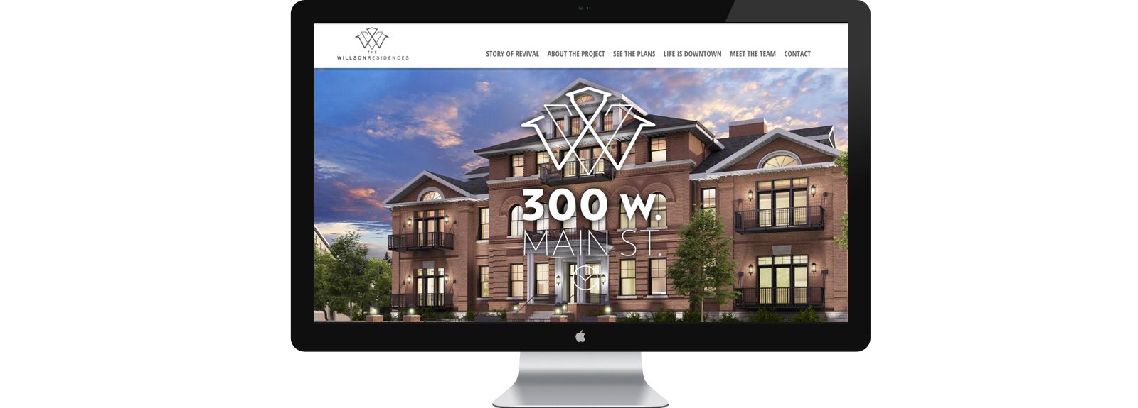 Willson Residences Web